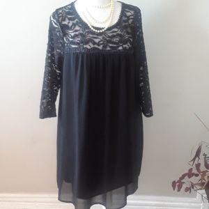 🎉Classy Black Dress